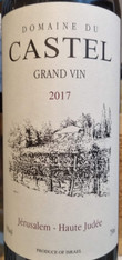 Domaine Du Castel Grand Vin Red 2017