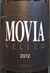 Movia Veliko Belo 2012 White front