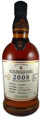 Foursquare 2008 Cask Strength Barbados Rum 12YO