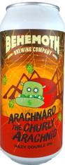 Arachnard the Churly Arachnid Hazy Double IPA C