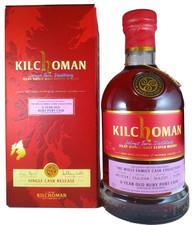 Kilchoman 6YO Ruby Port Cask Single Malt