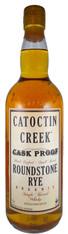 Catoctin Creek Roundstone Rye Whiskey Cask Proof Single Barrel