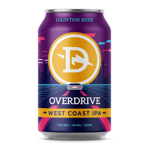 Dainton Overdrive West Coast IPA