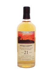 Jura 21 Years Old Hidden Spirits