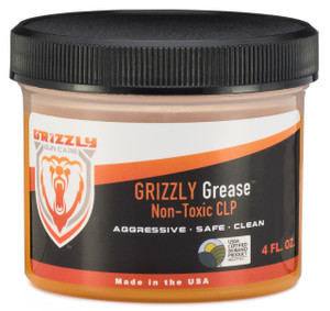 Grizzly Grease Non-Toxic CLP 4 FL OZ.