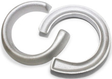 """1988-1998 Chevy Tahoe 2wd 2"""" Coils Spacers (Pair) - MaxTrac 1906"""