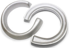 """1999-2006 GMC C1500 Sierra 2wd 2"""" Lift Front Coil Spacers (Pair) - MaxTrac 1906"""