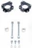 "2006-2014 Toyota FJ Cruiser 4wd 2.5"" Lift Strut Spacers W/ Diff. Drop Spacers - MaxTrac 836825-4"