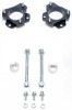"""2003-2020 Toyota 4 Runner 4wd 2.5"""" Lift Strut Spacers W/ Diff. Drop Spacers - MaxTrac 836825-4"""