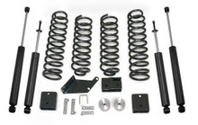 "2007-2016 Jeep JK Wrangler 2wd/4wd 3"" Lift Kit W/ Shocks - MaxTrac K889730S"