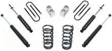"1982-2004 Chevy S-10 2/3"" Lowering Kit - MaxTrac K330123"