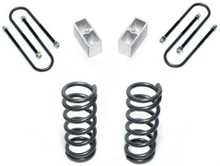 "1982-2004 Chevy S-10 Blazer 2/3"" Lowering Kit W/ No Shocks - MaxTrac K330123-NS"