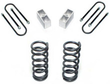 "1982-2004 GMC Sonoma 2/3"" Lowering Kit W/ No Shocks - MaxTrac K330123-NS"