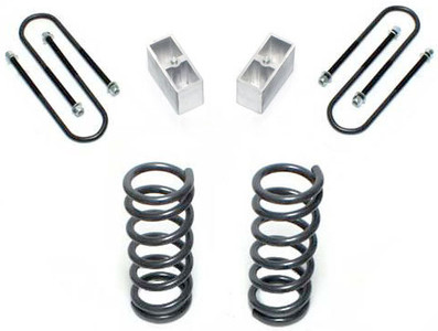 "1982-2004 Chevy S-10 3-4"" Lowering Kit W/ No Shocks - MaxTrac K330134-NS"
