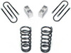 "1982-2004 Chevy S-10 Blazer 3-4"" Lowering Kit W/ No Shocks - MaxTrac K330134-NS"