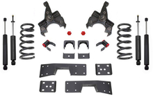 "1988-1998 Chevy Silverado 1500 2wd 4/6"" Lowering Kit W/ Shocks - MaxTrac K330546"