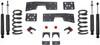 "1999-2006 GMC Sierra 1500 2wd 3/5"" Lowering Kit - MaxTrac K330935"