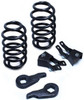 """2000-2006 Chevy Suburban 2wd/4wd 2/3"""" Lowering Kit - MaxTrac K331023"""