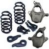 "2000-2006 GMC Yukon 2wd/4wd 3/4"" Lowering Kit - MaxTrac K331034"