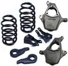 """2000-2006 GMC Denali 2wd/4wd 3/4"""" Lowering Kit - MaxTrac K331034"""