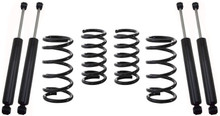 "1965-1972 Chevy C10 2wd 2/4"" Lowering Kit - MaxTrac K331124"