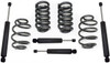 "1965-1972 Chevy C10 2wd 3/4"" Lowering Kit - MaxTrac K331134"