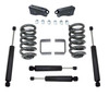 """1973-1987 Chevy C10 2wd 3/5"""" Lowering Kit - MaxTrac K331135"""