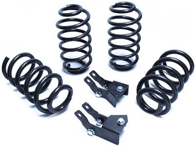 """2007-2014 Chevy Tahoe 2wd/4wd 2/3"""" Lowering Kit - MaxTrac K331223"""