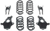 """2007-2014 Chevy Suburban 2wd/4wd 3/4"""" Lowering Kit - MaxTrac K331234"""