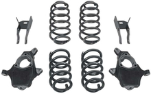 "2007-2014 Chevy Suburban 2wd/4wd 3/4"" Lowering Kit - MaxTrac K331234"