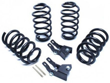 """2015-2018 Chevy Tahoe 2wd/4wd 2/3"""" Lowering Kit - MaxTrac K331523"""