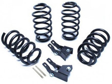 "2015-2019 GM SUV 2wd/4wd 2/3"" Lowering Kit - MaxTrac K331523XL"