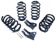 "2015-2020 Chevy Suburban 2wd/4wd 2/3"" Lowering Kit - MaxTrac K331623XL"