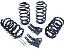 """2015-2018 Chevy Tahoe 2wd 3/4"""" Lowering Kit - MaxTrac K331534"""