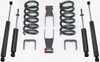 """1998-2010 Ford Ranger 2wd 2/3"""" Lowering Kit - MaxTrac K333023"""