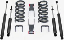 "1998-2009 Ford Ranger 2wd 2/3"" Lowering Kit - MaxTrac K333023"