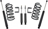 """1998-2009 Ford Ranger 2wd 3/5"""" Lowering Kit - MaxTrac K333035"""