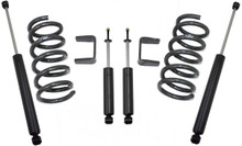 "1998-2009 Ford Ranger 2wd 3/5"" Lowering Kit - MaxTrac K333035"