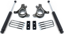 "1999-2006 Chevy Silverado 1500 2wd 3"" Lift Kit - MaxTrac K880932"