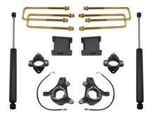 "2007-2013 Chevy Silverado 1500 2wd 6"" Lift Kit - MaxTrac K881364"