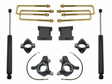 "2007-2016 Chevy Silverado 1500 2wd 6"" Lift Kit - MaxTrac K881364"