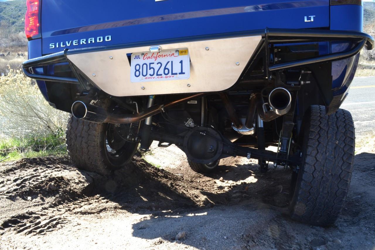 2007 2013 Chevy Silverado 1500 2wd 7 5 Lift Kit W Bilstein Shocks Maxtrac K881575b
