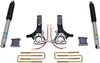 "2002-2008 Dodge RAM 1500 2wd 4.5"" Lift Kit W/ Bilstein Shocks - MaxTrac K882145B"