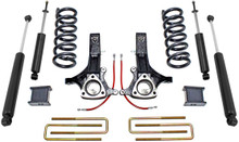"2002-2008 Dodge RAM 1500 4.7L V8 2wd 7"" Lift Kit - MaxTrac K882170"