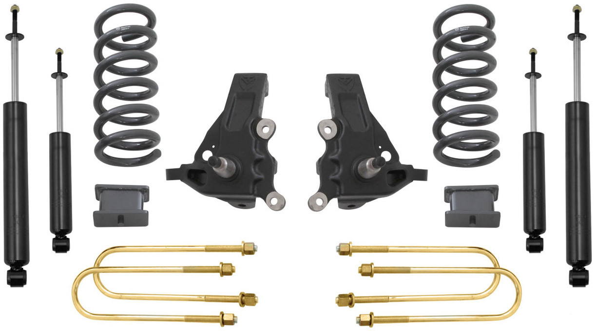 Superlift Suspension 40005 2.5 inch Ford Front Leveling Kit 1997-2003 F-150 4WD