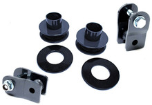 "2005-2015 Ford F-250 Super Duty 4wd 2.5"" Leveling Lift Kit (Upper Coil Mount) - MaxTrac 883725"