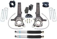 """2004-2022 Nissan Titan 2wd 6.5"""" Lift Kit W/ Bilstein Shocks - MaxTrac K885364B"""