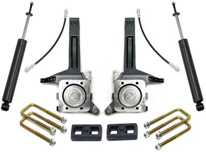"""2007-2020 Toyota Tundra 2wd 3.5"""" Lift Kit - MaxTrac K886732"""