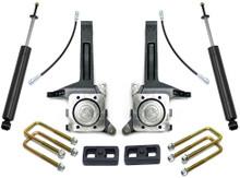"""2007-2022 Toyota Tundra 2wd 3.5"""" Lift Kit - MaxTrac K886732"""