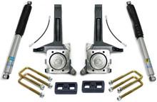 """2007-2020 Toyota Tundra 2wd 3.5"""" Lift Kit W/Bilstein Shocks - MaxTrac K886732B"""